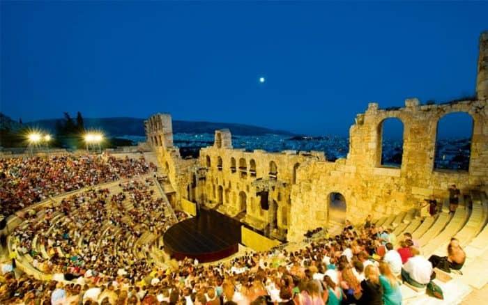 Афинский фестиваль
