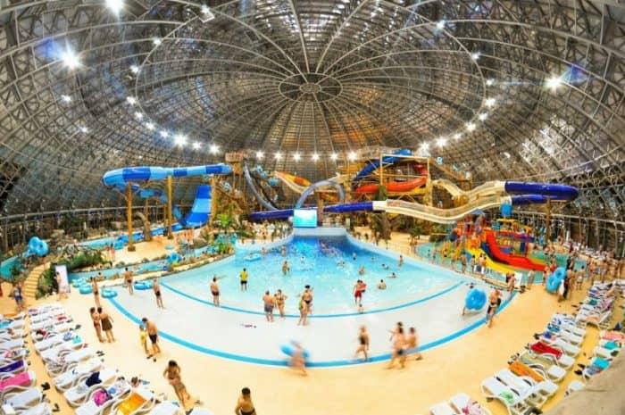 аквапарк «Аквасферра»