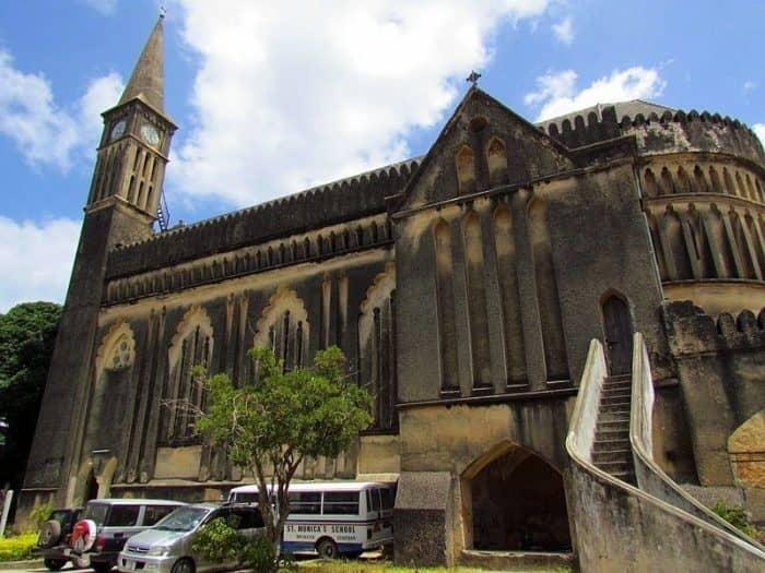 Англиканская церковь в Стоун-Тауне
