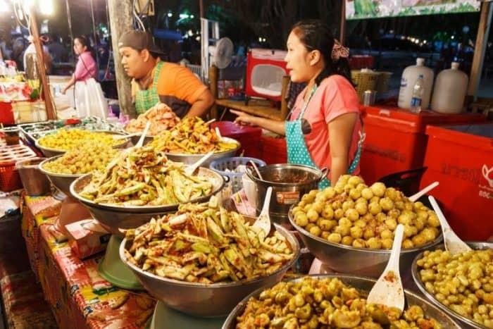 Бангкок кухня