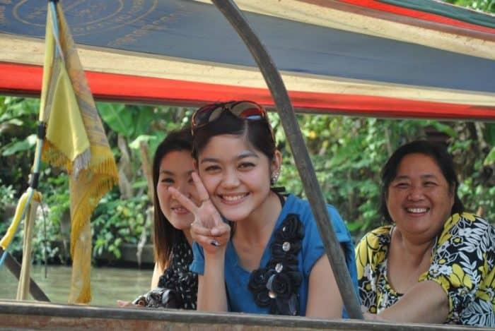 Бангкок Люди