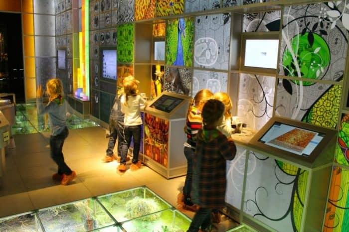 Бангкокский Детский Музей Открытий
