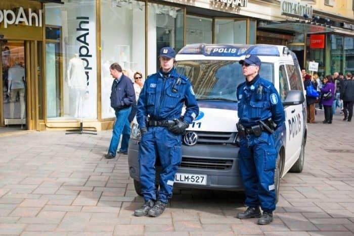 Безопасность Хельсинки