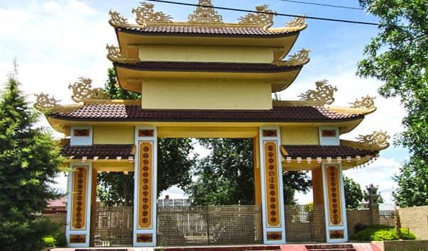 Буддистский Сакьямуни- центр
