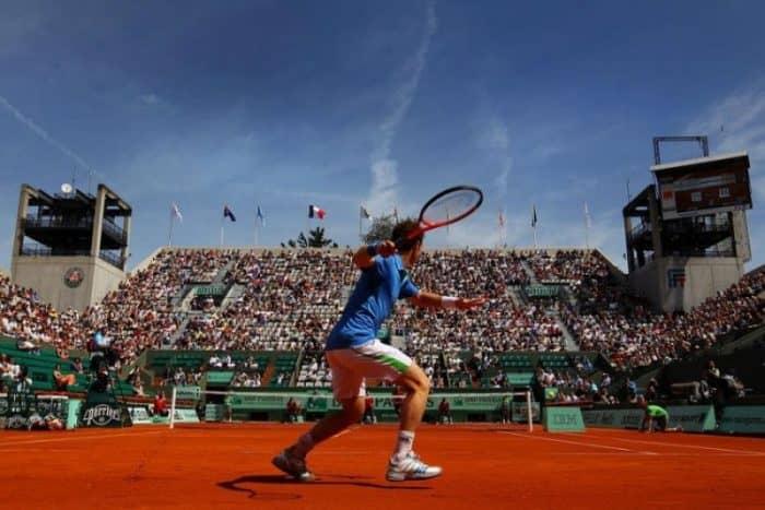 Чемпионат Франции по теннису