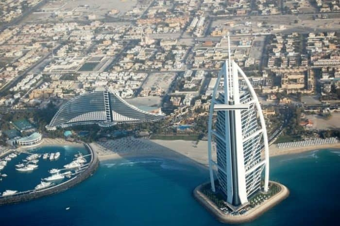 Дубай отдых