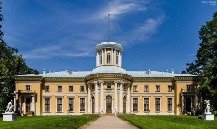 Дворец в Архангельском