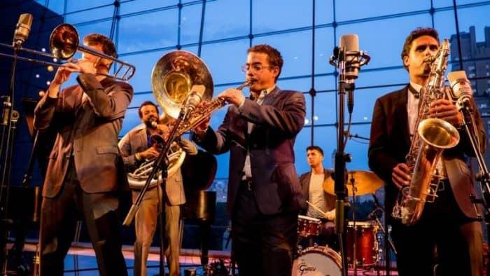 Джазовый фестиваль
