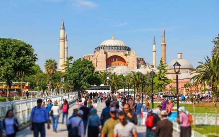 Экскурсии в Стамбуле
