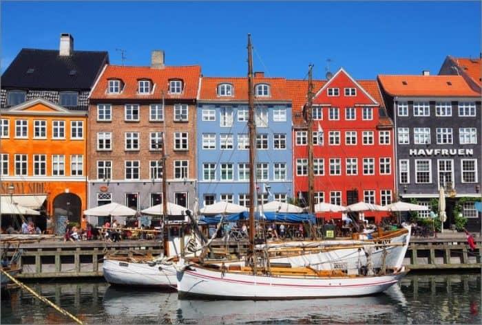 Гавань Копенгагена