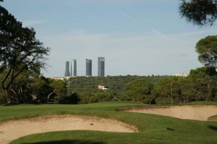 гольф-клуб de Campo Villa de Madrid