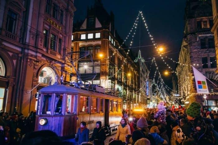 Хельсинки праздники