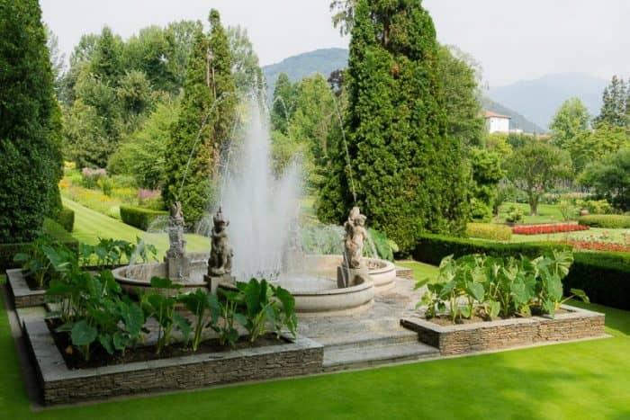 Итальянские парки
