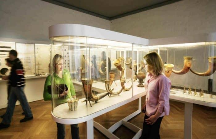 Копенгаген музеи