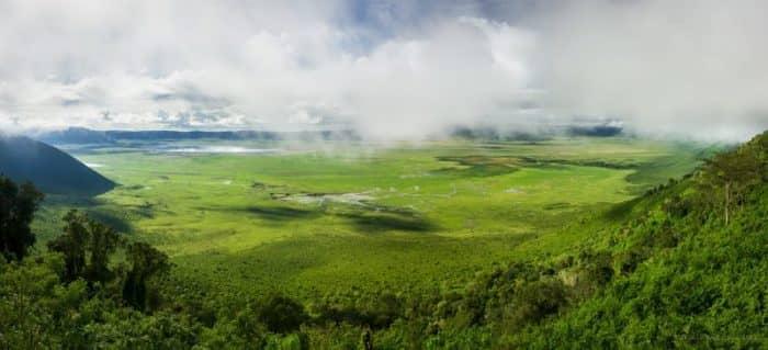 Кратер Нгоронгоро
