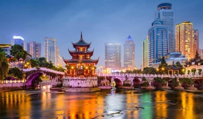 Курортный город Пекин
