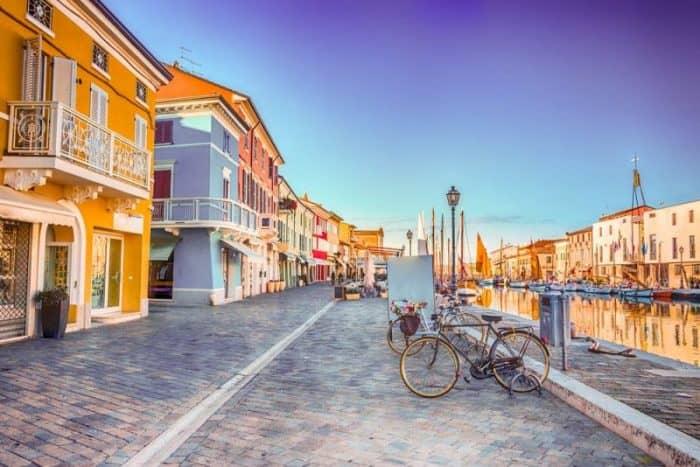 Курортный город Римини