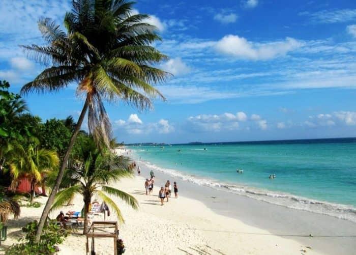 Курортный остров Ямайка