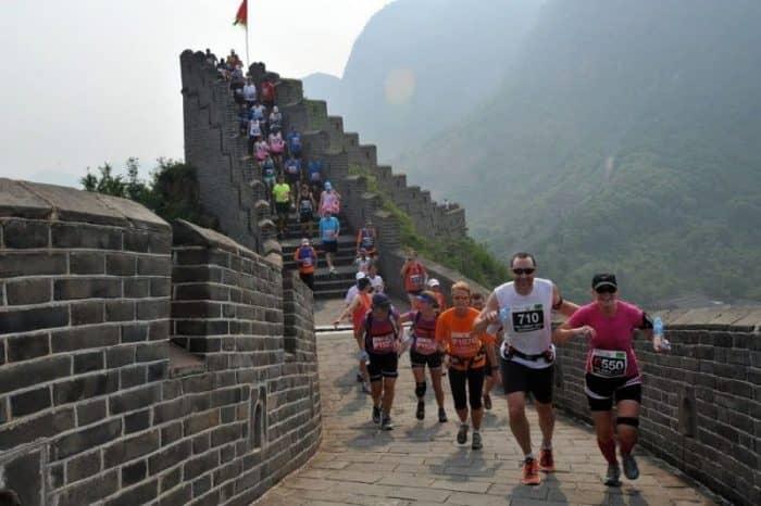 Марафон по китайской стене