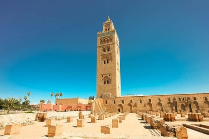Марракеш мечеть