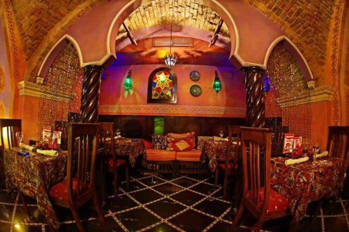 Марракеш ресторан