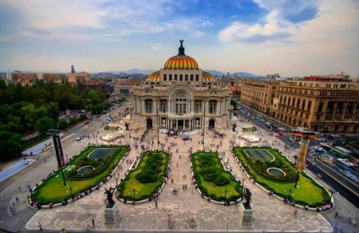 Мехико экскурсия