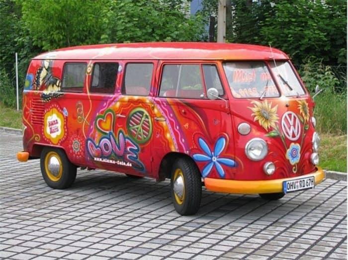Микроавтобусы на Ямайке