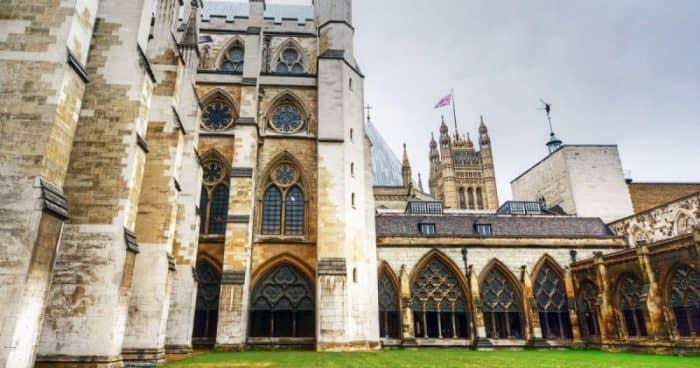 Монастырь Вестминстерское Аббатство
