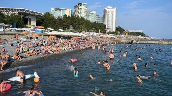 Море Сочи