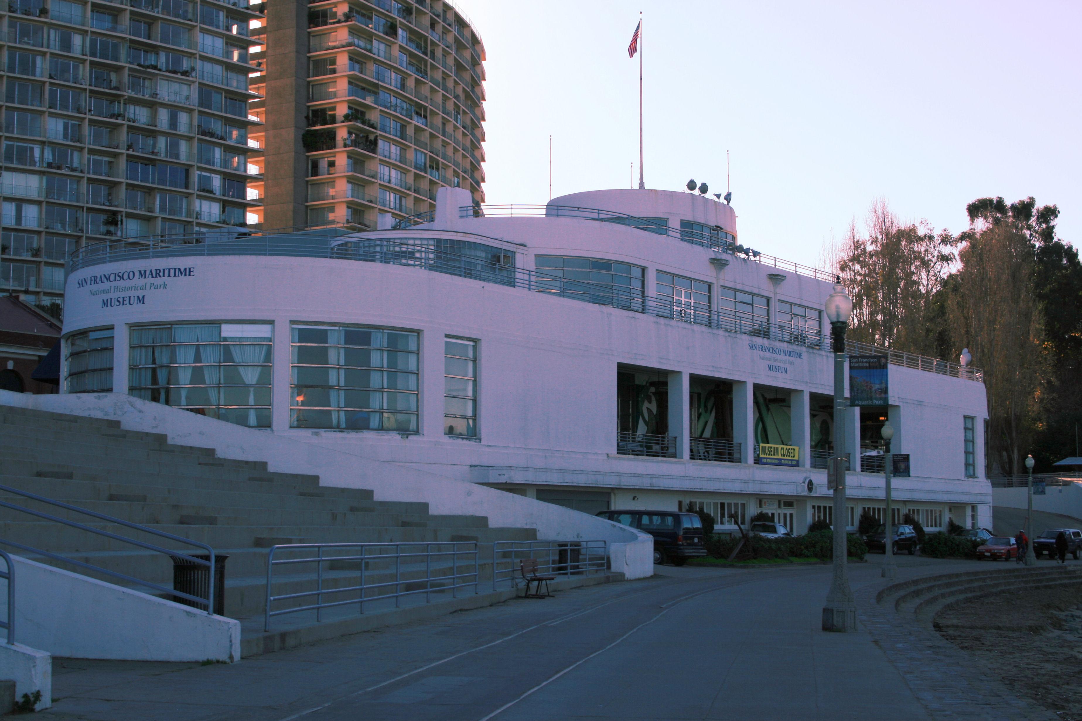 Морской национальный исторический парк Сан-Франциско