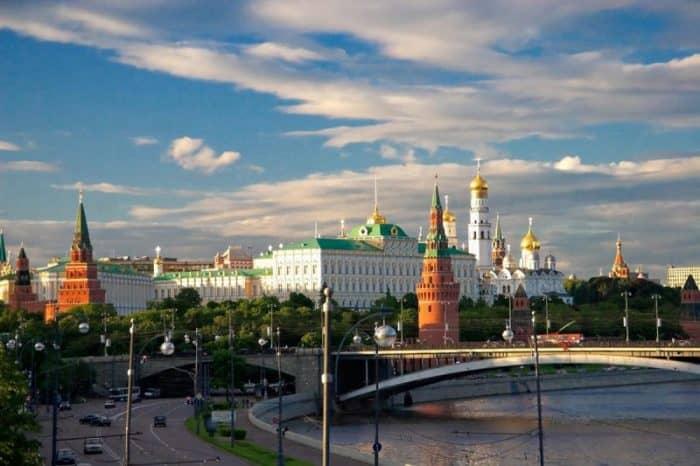 Москва тур