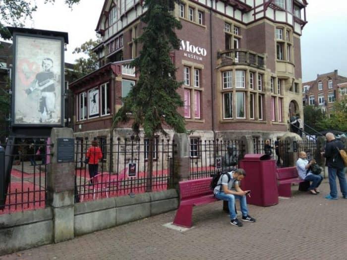 Музей современного искусства Амстердам
