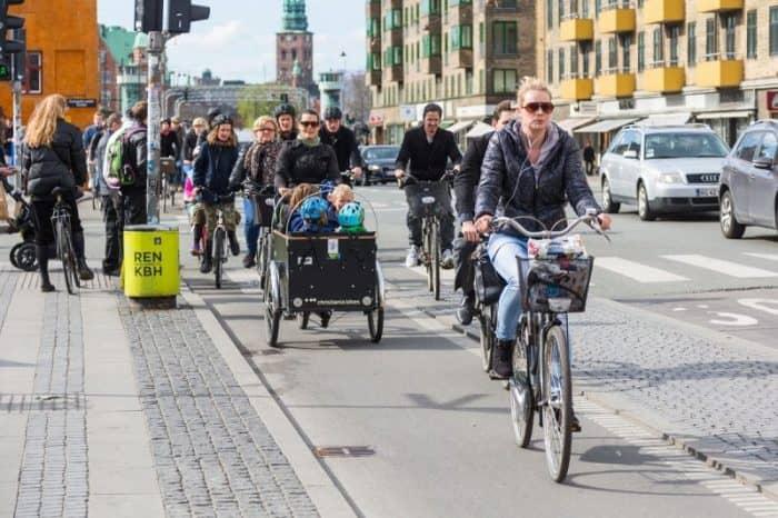 Население Копенгагена