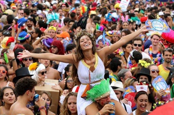 Население Рио