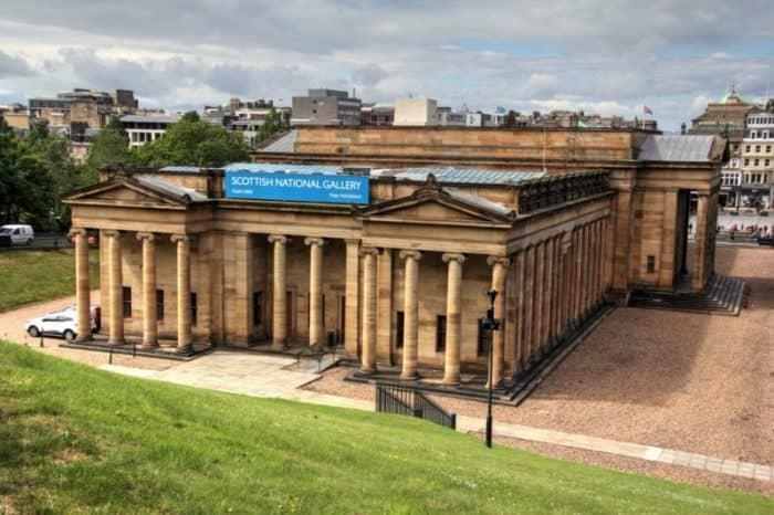 Национальная галерея Шотландии