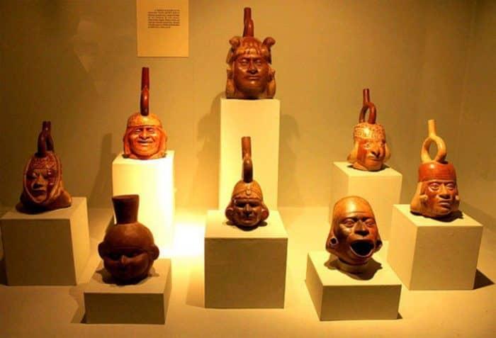 Национальный музей археологии, антропологии и истории Перу