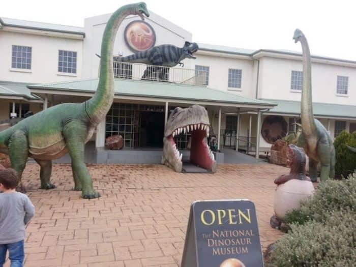 Национальный музей динозавров