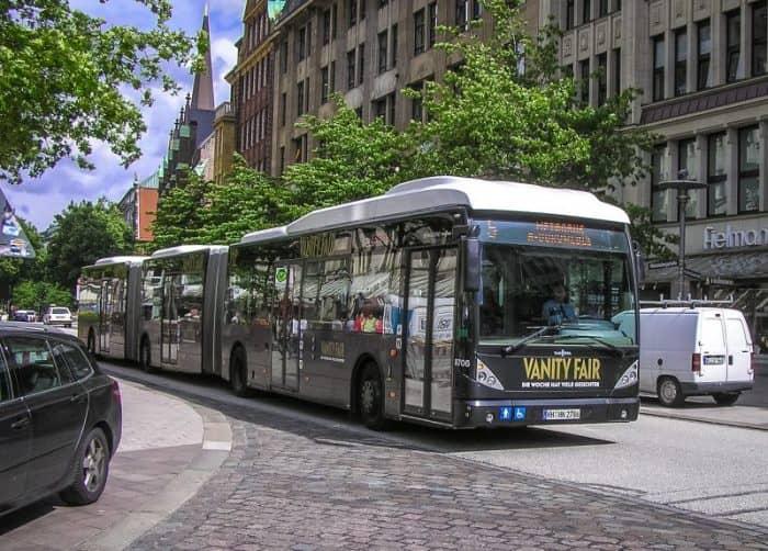 Общественный транспорт Гамбурга