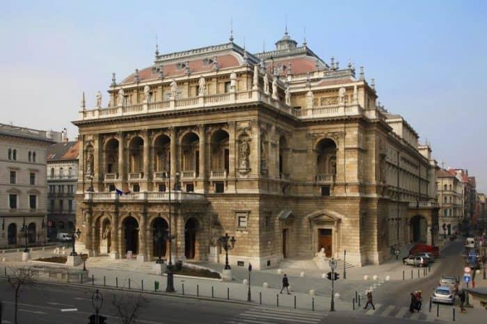 Оперный театр Будапешт