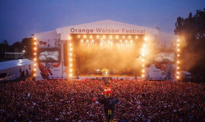 Orange Warsaw