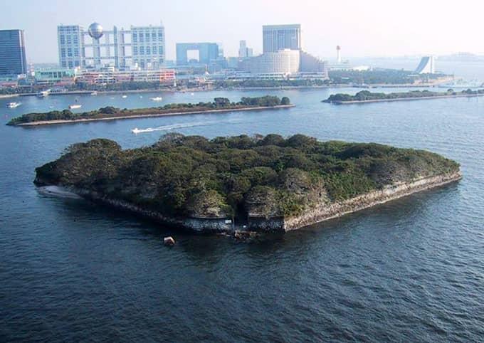 остров Одайба