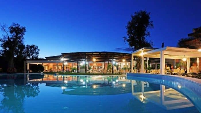Отель Apollon