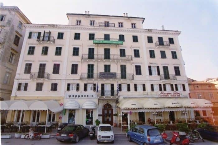Отель Konstantinoupolis