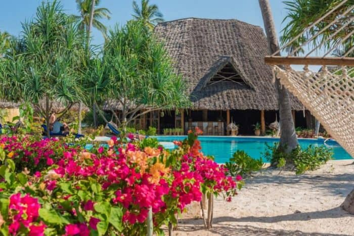 Отель Zanzibari
