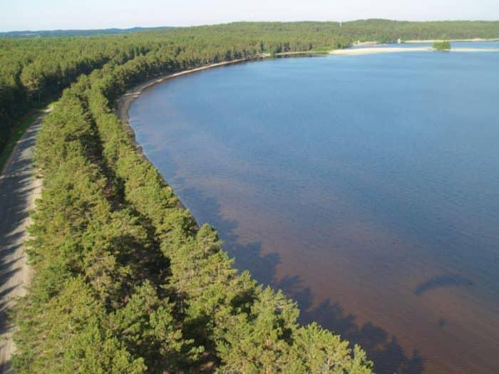 озера Сямозеро