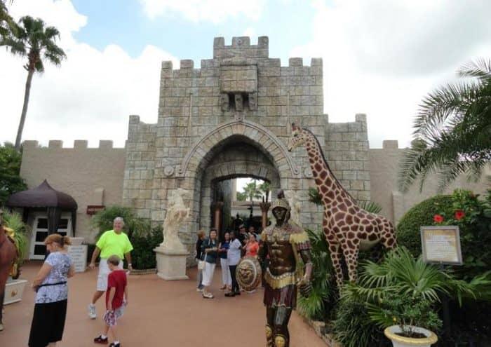 парк Holy Land Experience
