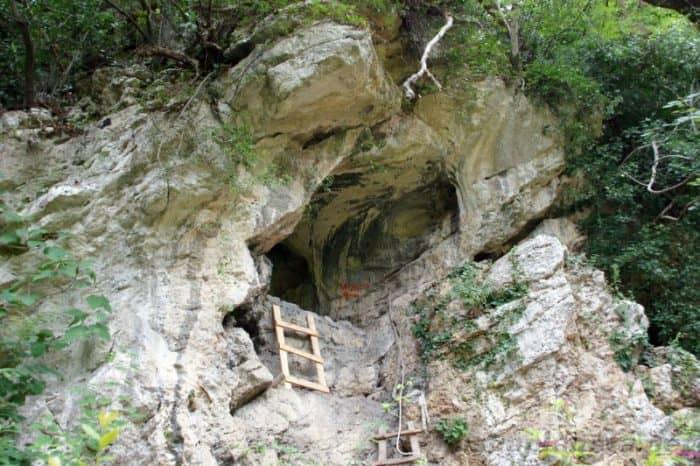 пещеру св. Ипатия