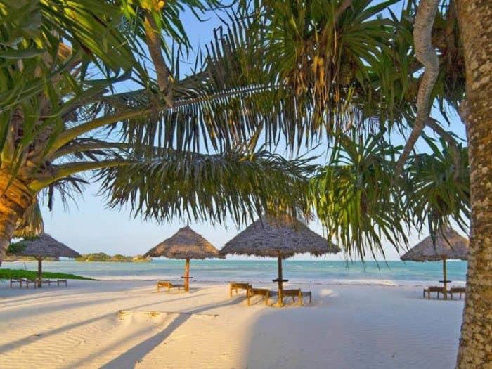 Пляж Понгве