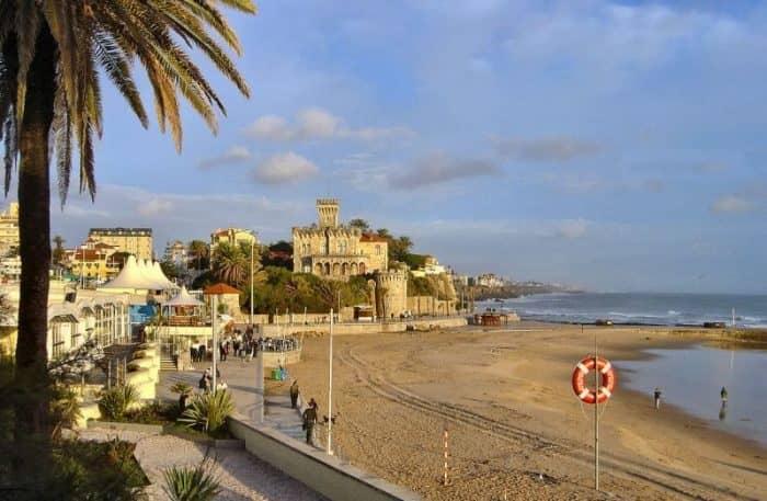 Пляж Tamariz
