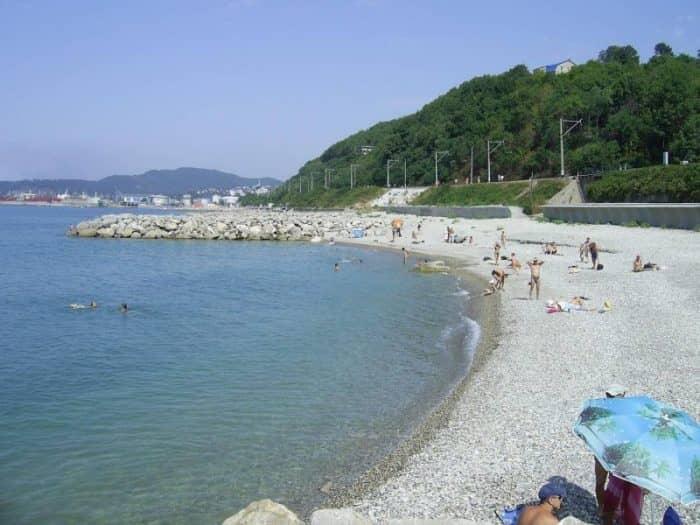 пляж «Весна»
